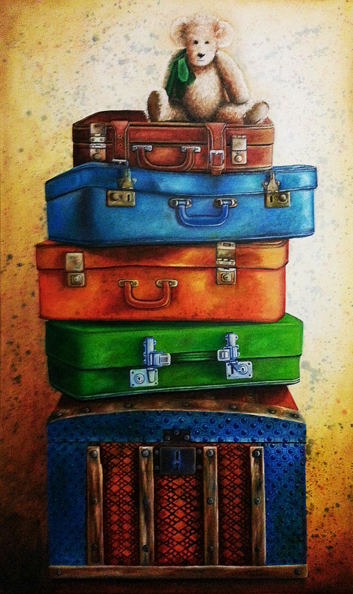 All packed by SamanthaJordaan