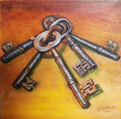 keys 3 by SamanthaJordaan