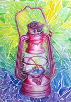 Light Fantastic by SamanthaJordaan