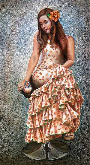 Filigree by SamanthaJordaan