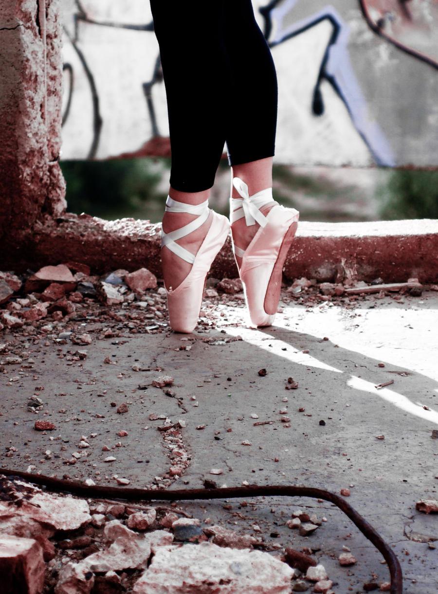 Dance is my destruction