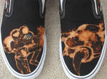 Metroid Shoes