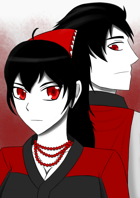 Blood Twins by Necroceph