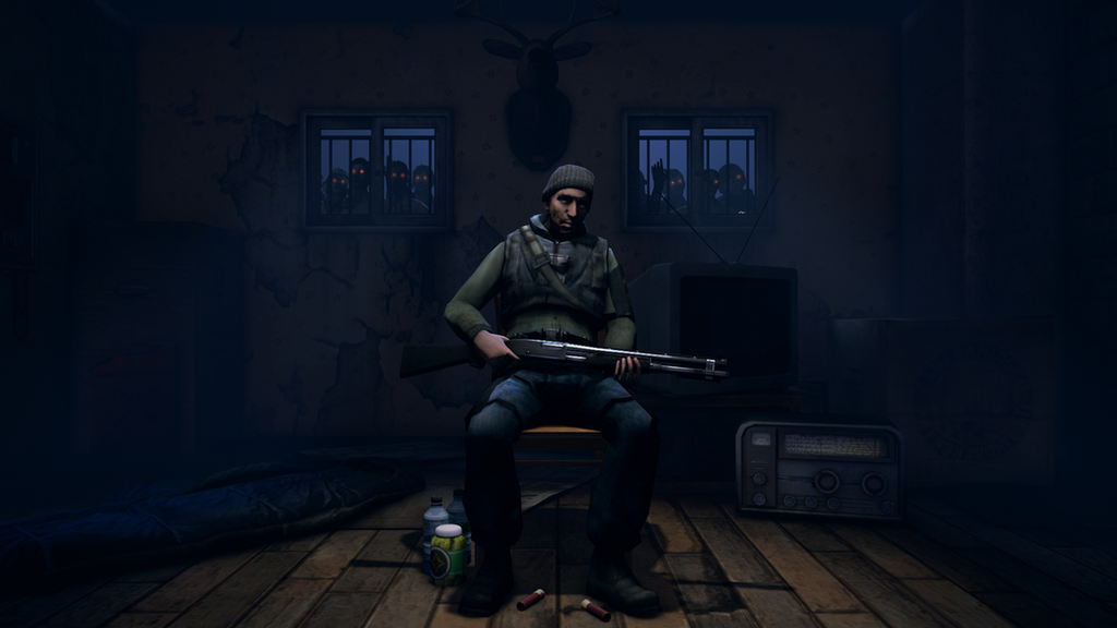 Isolation by Necroceph