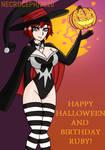 Happy Halloween Ruby