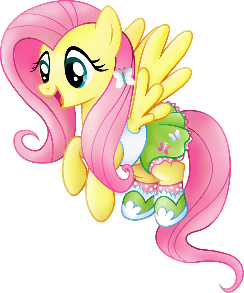 Galeria Equestria Girl Fluttershy_equestria_girls_casual_clothes__by_beamsaber-d6k974f