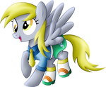 Derpy Equestria Girls Casual clothes.