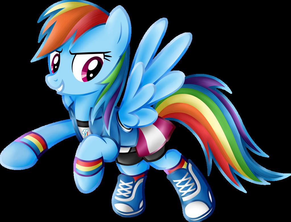 Rainbow Dash Equestria Girls Casual Clothes By Beamsaber On Deviantart