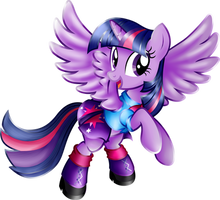 Twilight Sparkle Equestria Girls casual clothes.