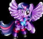 Twilight Sparkle Equestria Girls casual clothes.