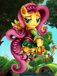 Through the Ages: Fluttershy
