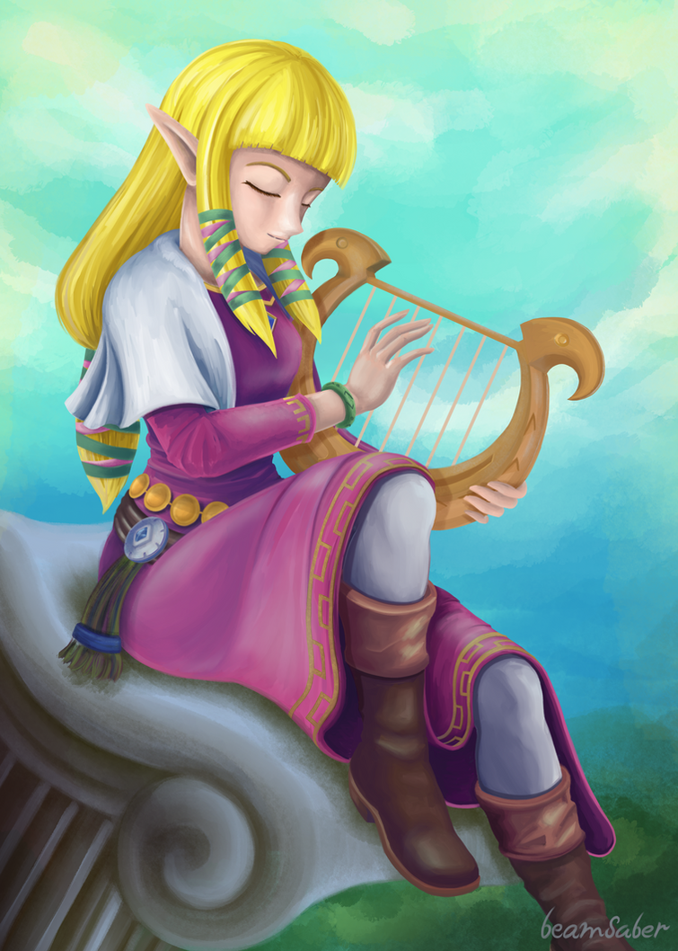 Zelda - Skyward Sword by BeamSaber