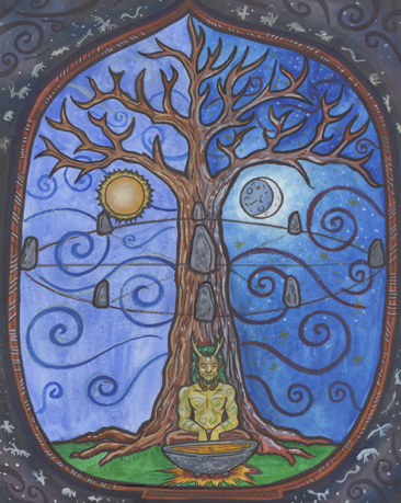 celtic tree of life by hawkmeister on DeviantArt