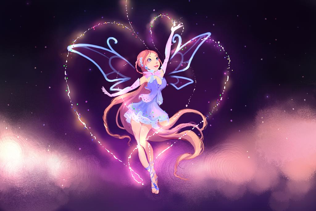 Bloom enchantix 02 by AxelStardust