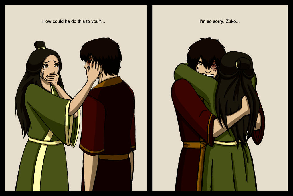 Zuko And Iroh Reunite Reunion by daydreamer-22