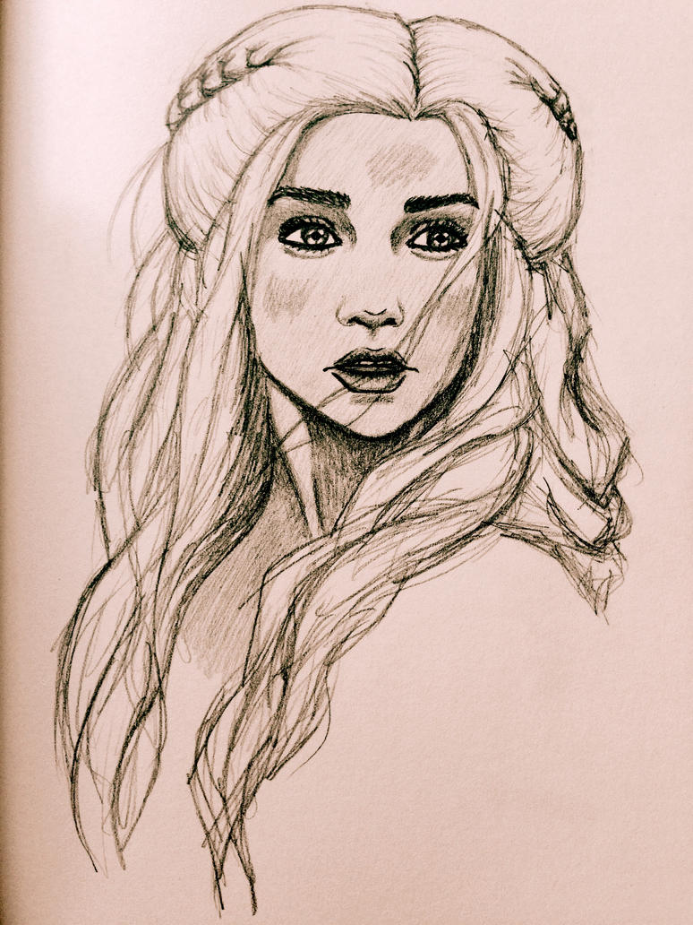 Mother of Dragons by daydreamer-22