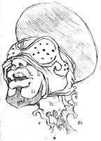 murder mantis3 by GRAPEBRAIN