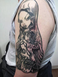 tatoo maria_tattoo by GRAPEBRAIN