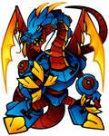 Pirate Nation_Mecha Dragon