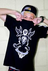 GRAPE BRAIN 10th anniversary! T_shirt_08 by GRAPEBRAIN