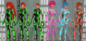 Solaria 7-Iterations-V4 by Roguewing