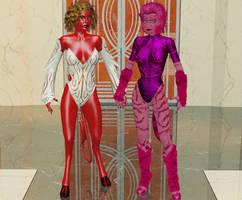 Dorthy and Lorelei-revised