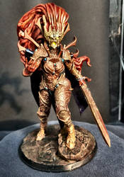 A Very Different Avatar of Khaine