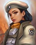 Overwatch - Ana Amari