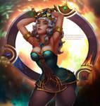 League of Legends - Qiyana
