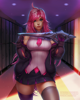 League of Legends - Battle Academia Katarina