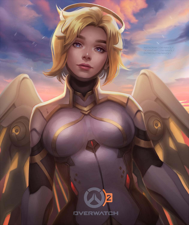 Mercy - Overwatch 2