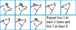 Wolf Howling Base