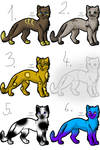 Cat adoptables - OPEN