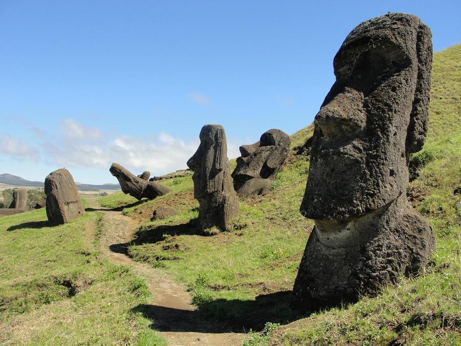 Rapa Nui 01 by DeutscheCamila