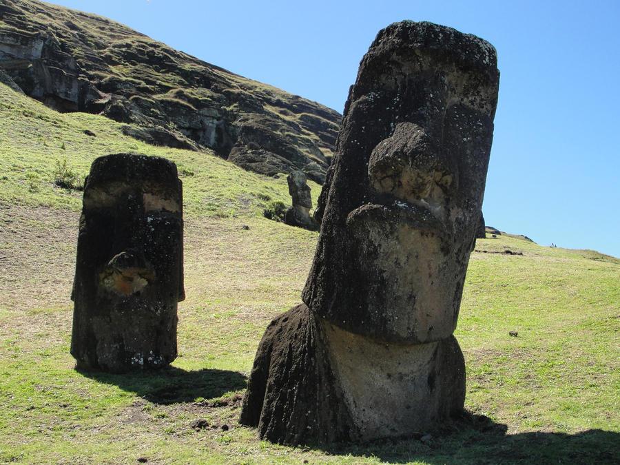 Rapa Nui 02 by DeutscheCamila