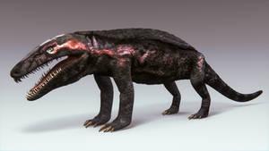 Armadillosuchus by Benjee10