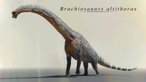 Brachiosaurus by Benjee10