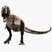 Tyrannosaurus rex by Benjee10