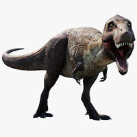 Classic Rex by Benjee10