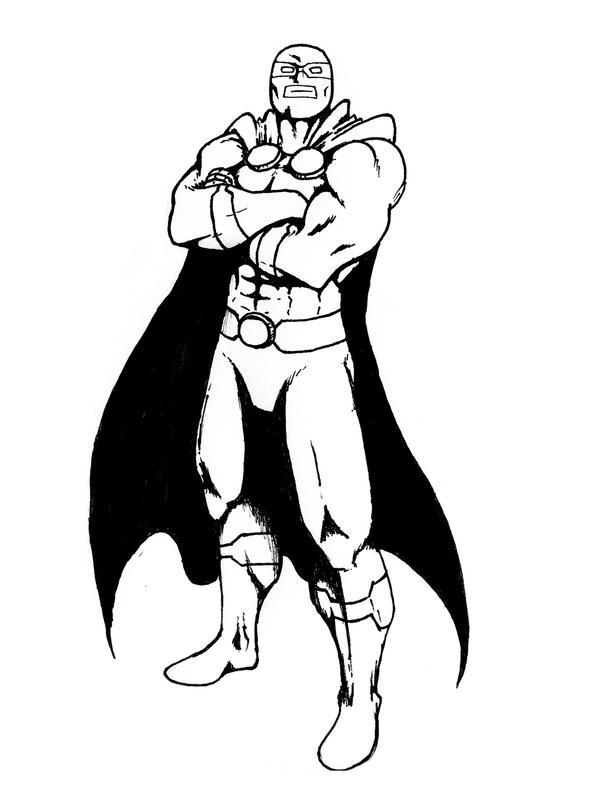 Generic Superhero by Leo-alostcause on DeviantArt