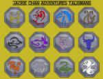 Jackie Chan Adventures- Talismans