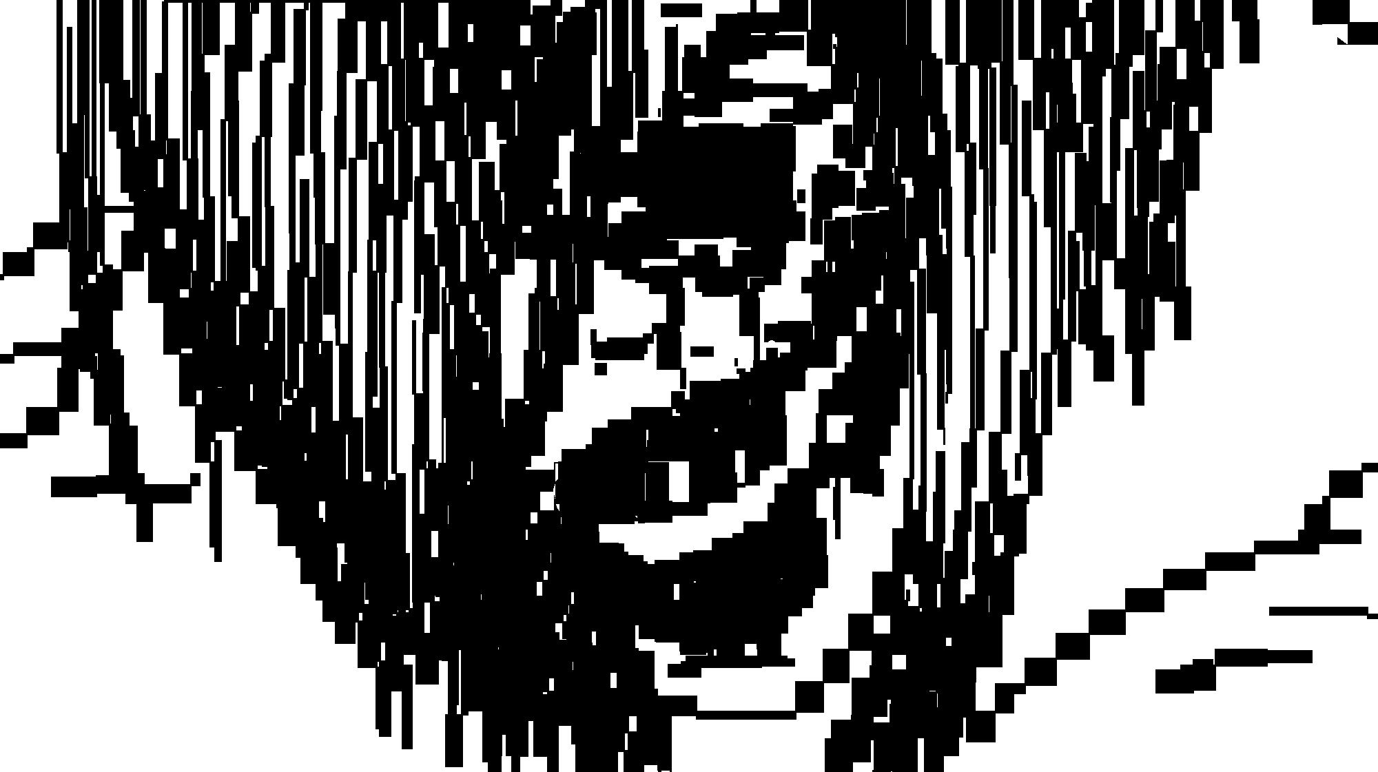 Shingeki No Kyojin Eren Titan lineart