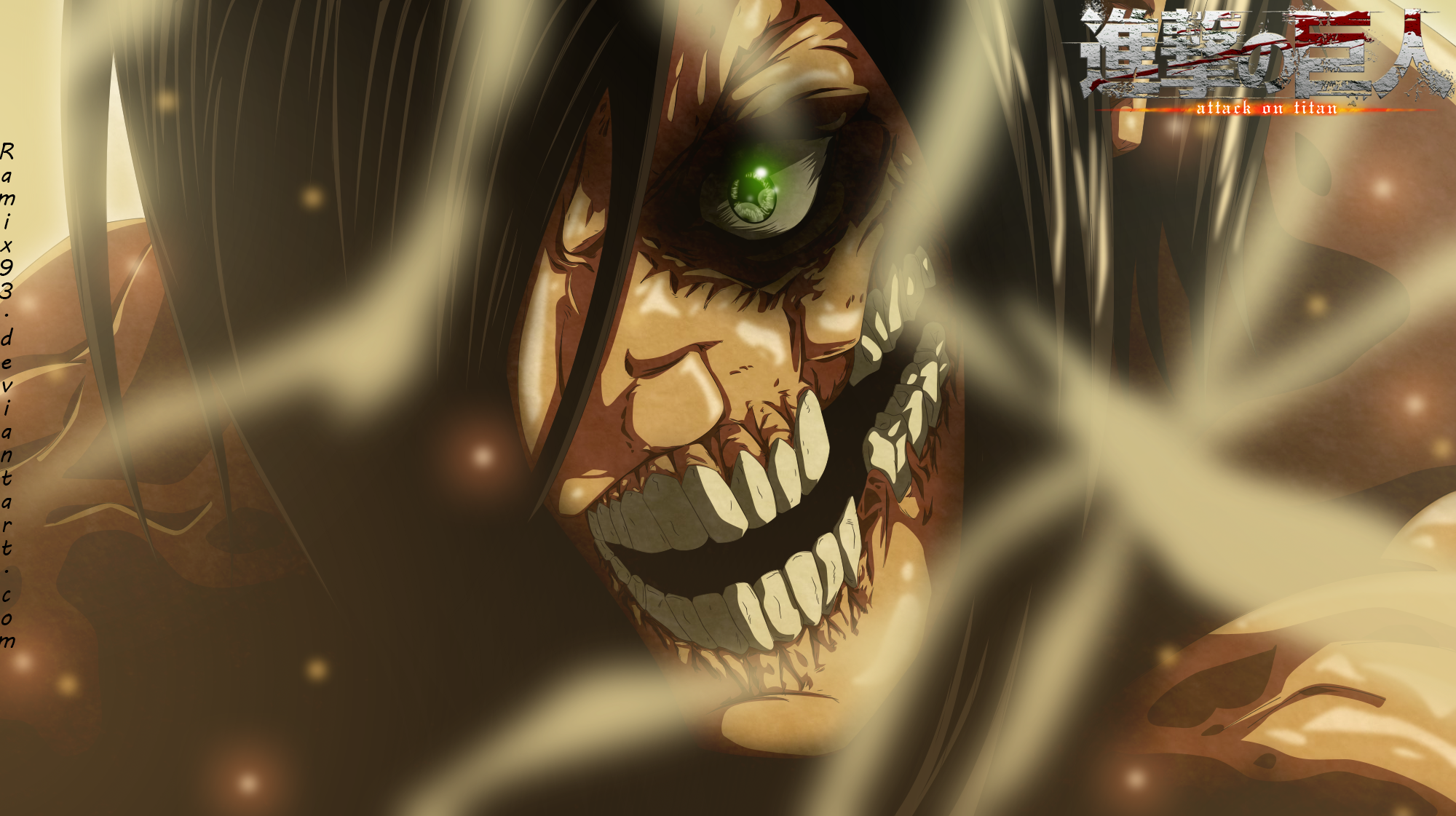 titans red shingeki no - photo #32
