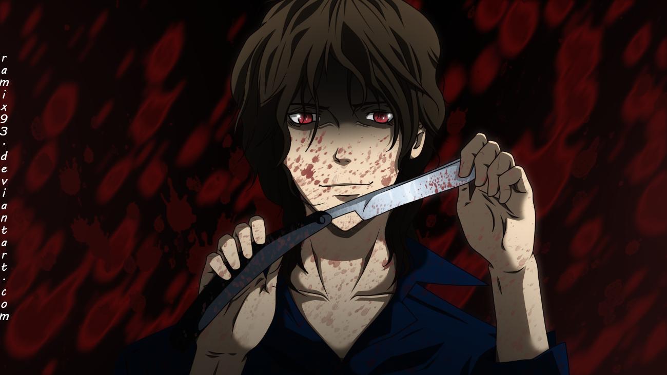Pictures Of Anime Psycho Smile Kidskunstinfo
