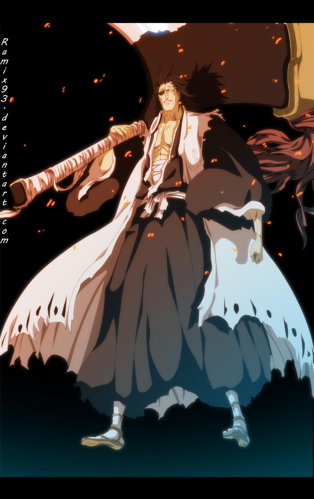 Bleach 578 by CursedIceDragon