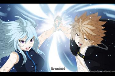 Duo Magic by CursedIceDragon