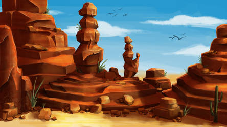 Canyon Overpaint by Even-G-Line