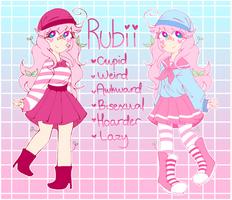 Rubii Reference //Remade//