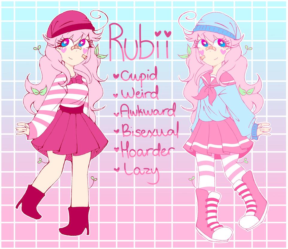 Rubii Reference //Remade// by Rubii-chu