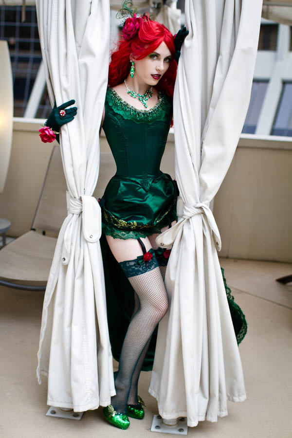 Burlesque Poison Ivy by arktoi